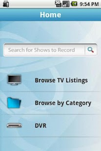 Optimum DVR Manager - screenshot thumbnail