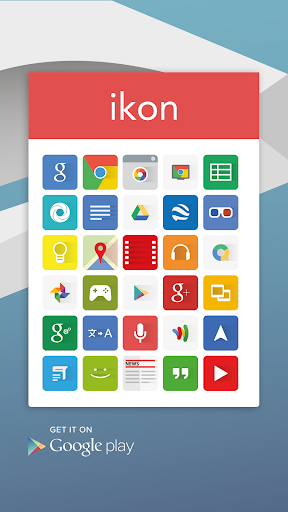 Ikon - Icon Pack