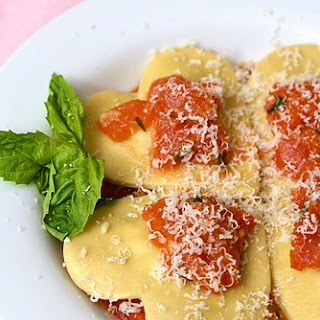 Four Cheese Ravioli