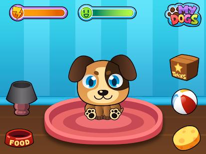 My Virtual Dog - Pup Puppies