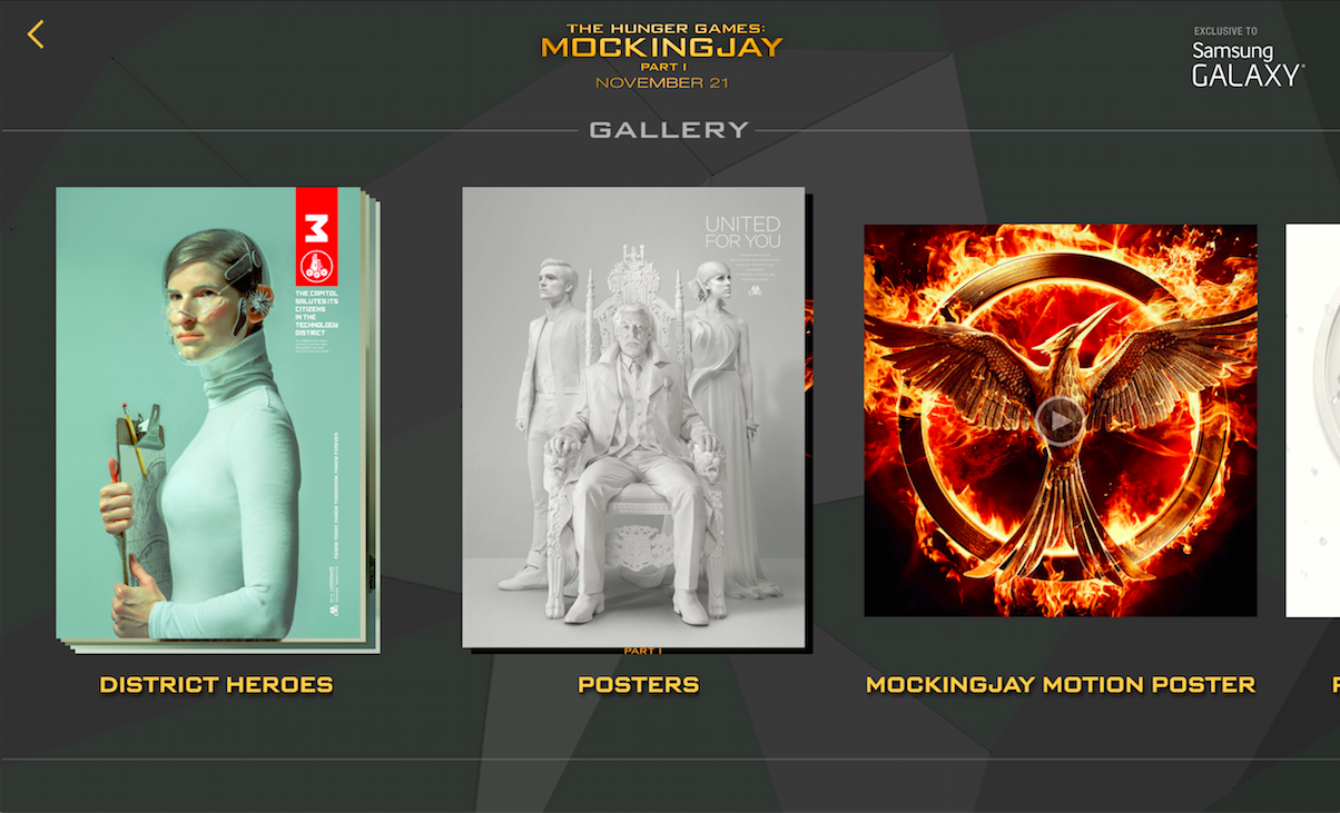 The Hunger Games Movie Pack- screenshot