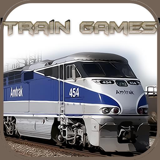 火車遊戲 LOGO-APP點子