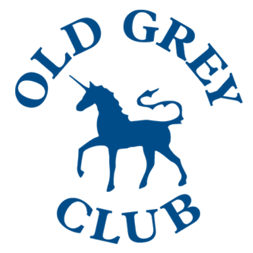 Old Grey LOGO-APP點子