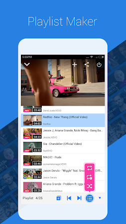 MyTube YouTube Playlist Maker 2.06 screenshot 145148