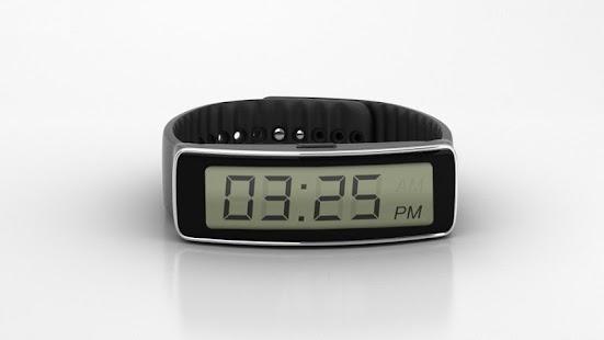 Download Classic Digital Clock Gear Fit APK to PC | Download