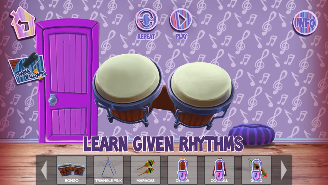 RHYTHM ROOMS DRUMS PERCUSSION- screenshot