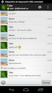 Talkdroid Messenger - screenshot thumbnail