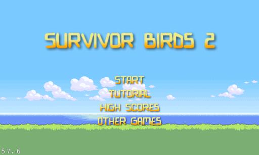 Survivor Birds: Feeding Frenzy
