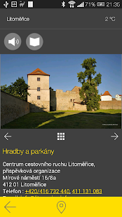 Litoměřice - audio tour- screenshot thumbnail