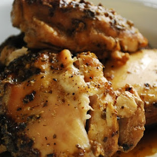 Crock Pot Beer Chicken