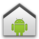 Android 2.3 Launcher (Home) + logo