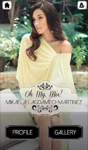 Mikaela Lagdameo-Martinez