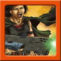 Tek War #4 logo