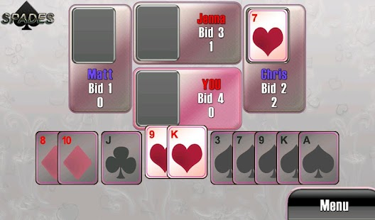 Spades (Full) - náhled