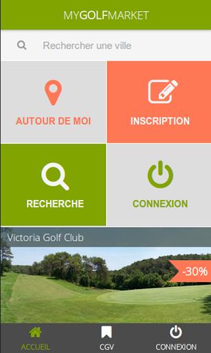 MyGolfMarket Golf Green fee