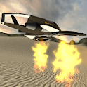 Hover Pod Racer 3D icon