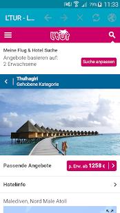 L'TUR - Nix wie weg. Screenshot 4