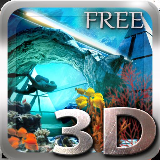 Atlantis 3D Free lwp