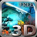 Atlantis 3D Free lwp icon