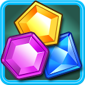 Jewels Deluxe - Jewel Match 3 icon