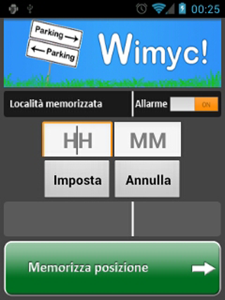 Wimyc - screenshot