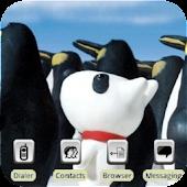 Monk Penguin [SQTheme] for ADW