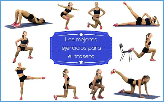 Nalgas Entrenamiento Fitness Gratis