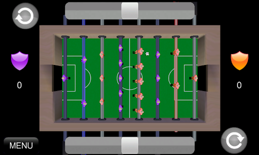 Foosball Extreme - screenshot thumbnail