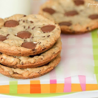 Giant Peanut Butter Cup Marshmallow Cookies