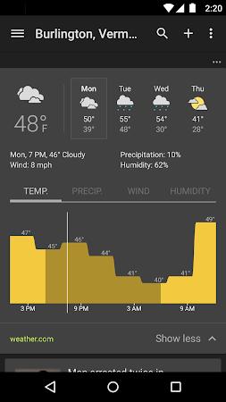 Google News & Weather 2.3 screenshot 2414
