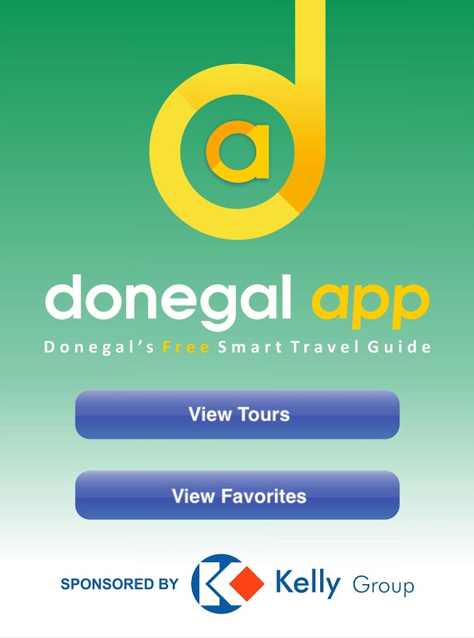 Donegal App- screenshot