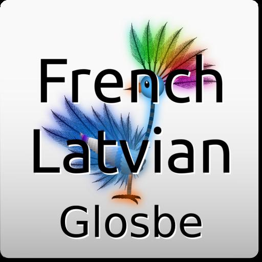 French-Latvian Dictionary 教育 App LOGO-APP試玩
