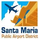 Santa Maria Airport logo