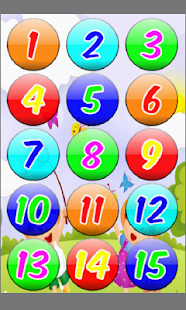 Numbers for Kids, Learn 123- screenshot thumbnail