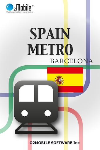 스페인 지하철 - 바르셀로나