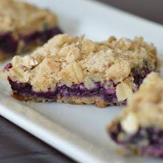 Blueberry Squares.