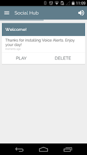 Voice Alerts- screenshot thumbnail