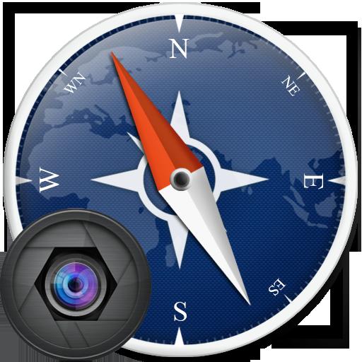 Safari瀏覽器指南針高清 工具 App LOGO-APP試玩