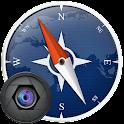 サファリコンパスHD icon