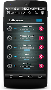 Call Recorder One Touch Full v3.7