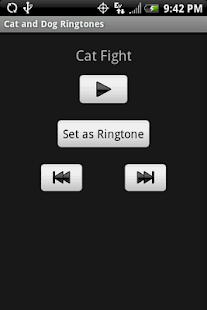 CAT and DOG Ringtones - screenshot thumbnail