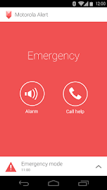 Motorola Alert Screenshot 4