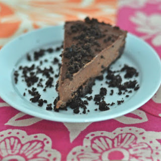 Chocolate Haupia Pie