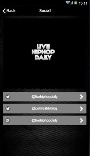 【免費娛樂App】LiveHipHopDaily-APP點子