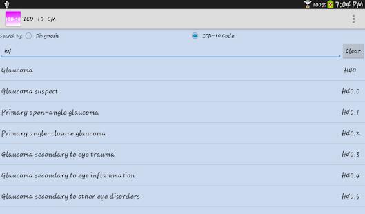 【免費醫療App】ICD-10-CM-APP點子