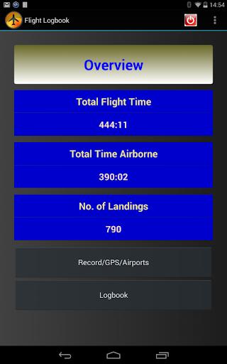Flight Logbook