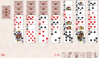Screenshot of Solitaire Collection Lite