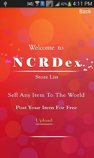NCRdex