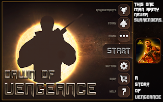 Screenshot of Dawn of Vengeance
