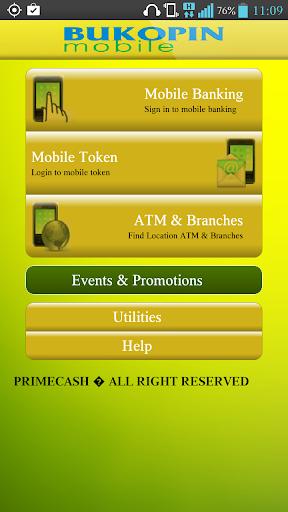 Bukopin Mobile TRIAL